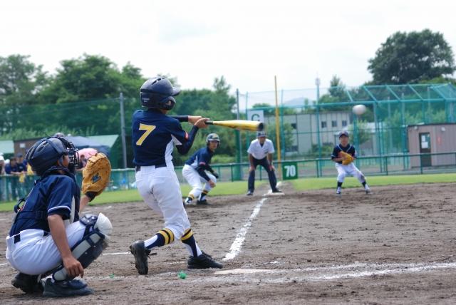 野球のセンスは最初から持ってるもの?