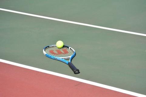 テニス写真