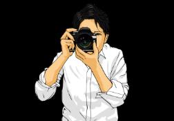 カメライラスト