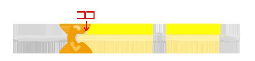 竹刀の分解2