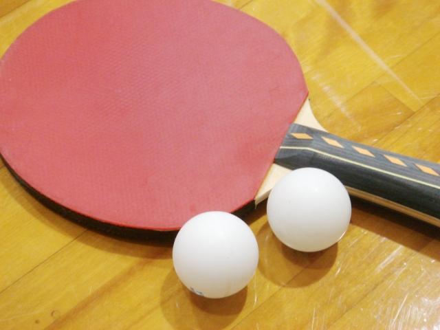 卓球のガッツポーズはマナー違反