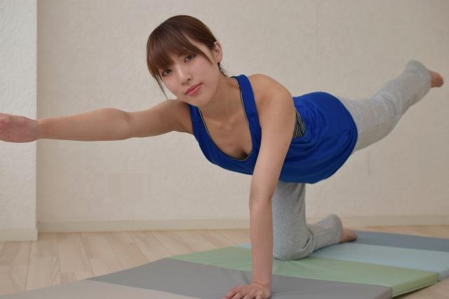 体幹トレーニングはダイエットにも効果的